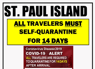 All Travelers Must Self-Quarantine for 14 days